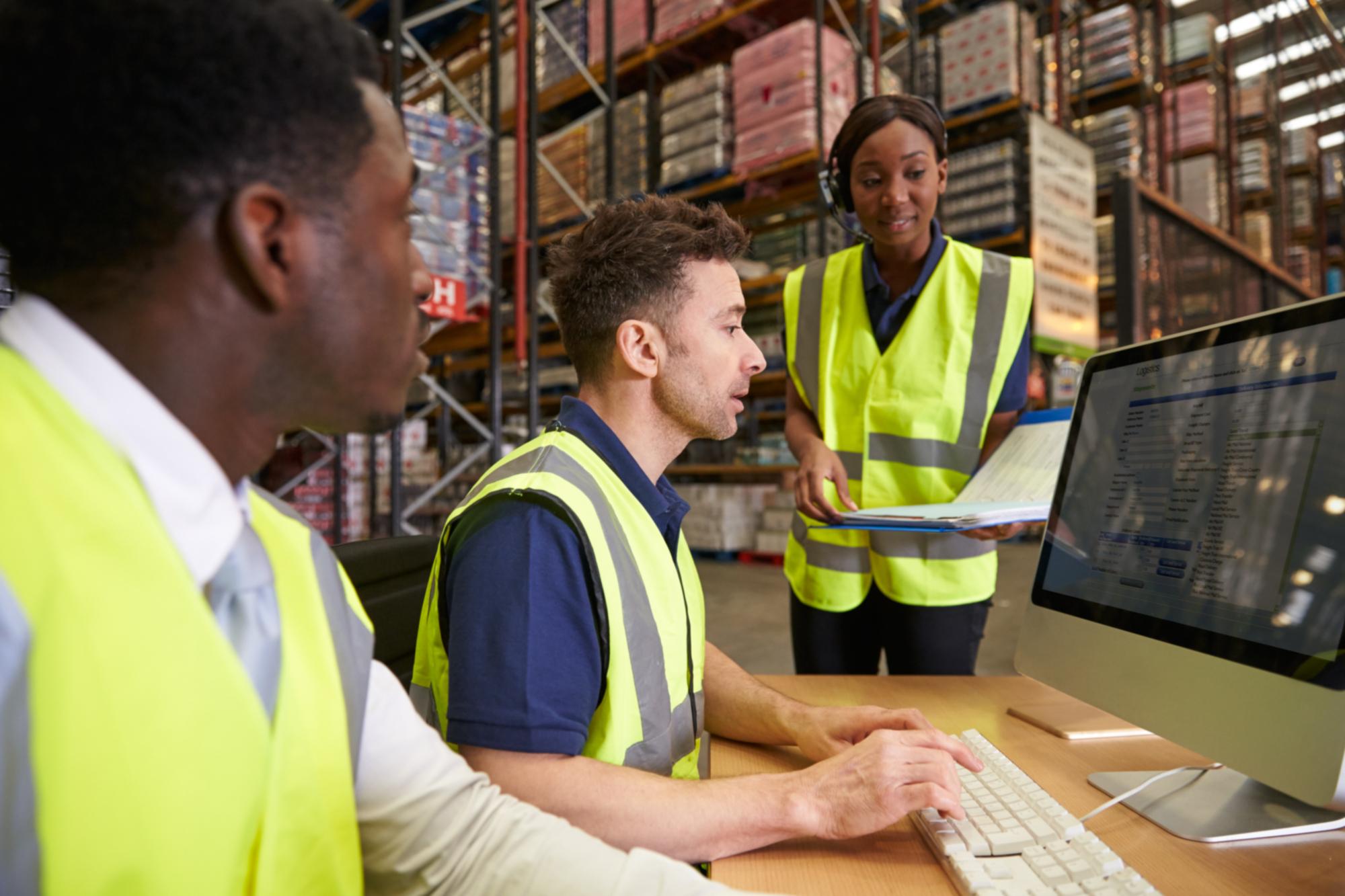 Team Managing Warehouse